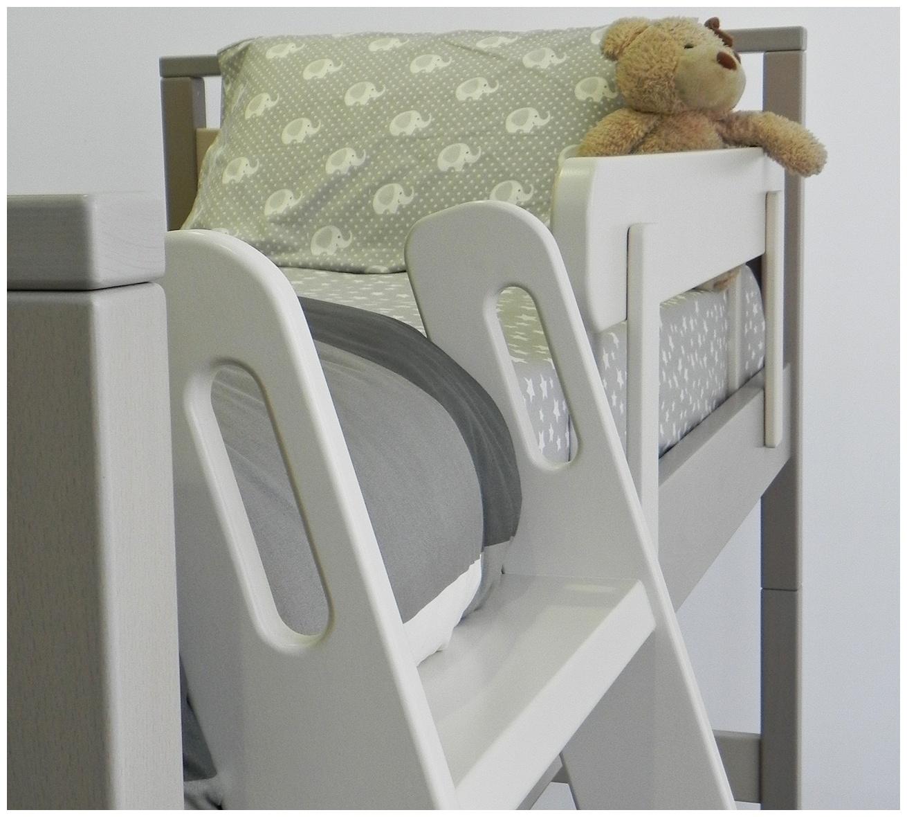 Κρεβάτι σειράς  Simple ημιυπερυψωμένο