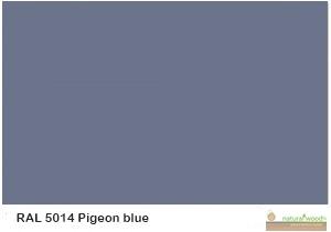 RAL 5014 pigeon blue