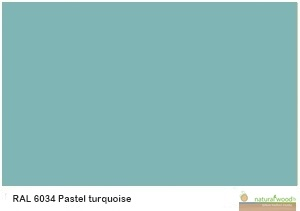RAL 6034-Pastel turquoise